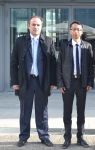 Dionisis Papadionisiou and Johny Zhu