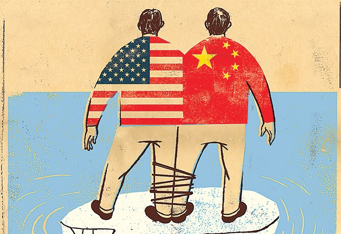 An analysis of the constructive relations between the united states and china