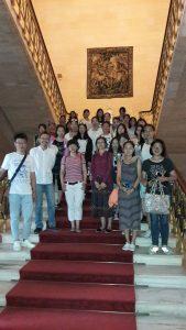4ο θερινό εκπαιδευτικό σεμινάριο ΕΕ-Κίνας